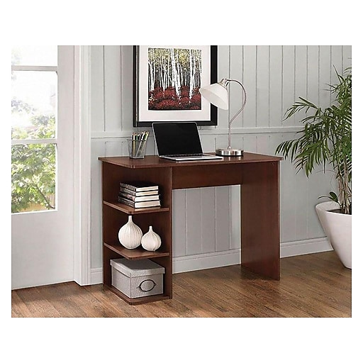 Easy2go Student Desk With Bookcases At Staples