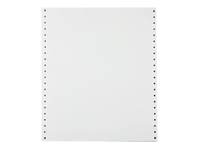 "Staples 9.5"" x 11"" Continuous Paper, 20 Lbs., 92 Brightness, 2500/Carton (27125/177154)"