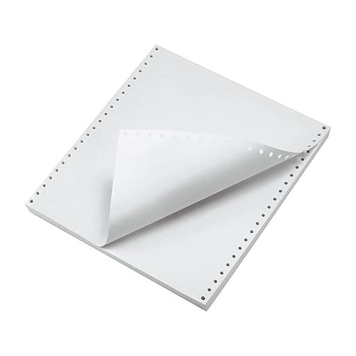 "Staples 9.5/"" x 11/"" Business Paper 20 lbs 100 Brightness 1000//CT 177089"