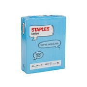 "Staples 8.5"" x 11"" Copy Paper, 20 lbs, 92 Brightness, 250/Ream, 3 Reams/Case (51253)"