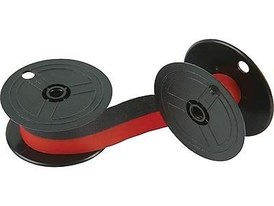 Porelon Universal Ribbon, Black/Red (11209)
