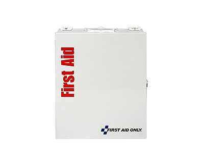 First Aid Only SmartCompliance 94 pc. First Aid Kit for 25 People (90578)