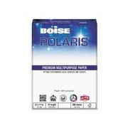 """Boise POLARIS Premium 8.5"""" x 11"""" Multipurpose Paper, 28 lbs, 97 Brightness, 500/Ream, 6 Reams/Carton (POL-2811)"""