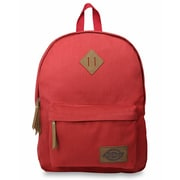 Dickies Classic Canvas Backpack, Scarlet Red (I-50092-600)