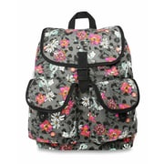 Dickies Gypsy Backpack, Floral Cheetah Stamp (I-00443-074)
