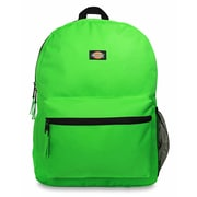 Dickies Student Backpack, Neon Green (I-27087-388)