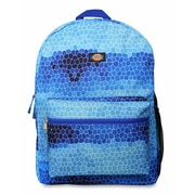 Dickies Student Backpack, Ocean Mosaic (I-27087-467)