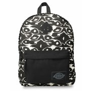 Dickies Classic Canvas Backpack, Black Ikat (I-50092-013)