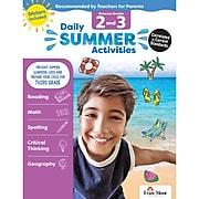 Evan-Moor Daily Summer Activities: Between Grades 2nd Grade and 3rd Grade, Activity Book (9781629384856)