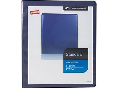 Staples Standard 1/2