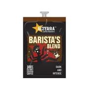 Alterra Flavia Barista's Blend Filter Packs Coffee, Dark Roast, 100/Carton (A197)
