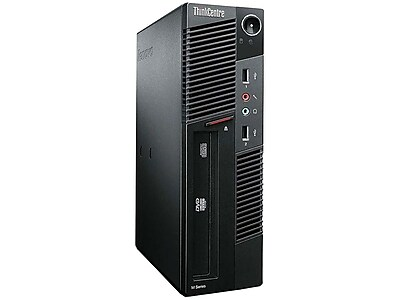 Lenovo ThinkCentre M91 637230986592 Business Desktop Computer, Intel i5, Refurbished