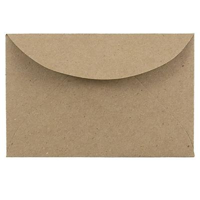 JAM Paper® 3Drug Envelopes, 2 5/16