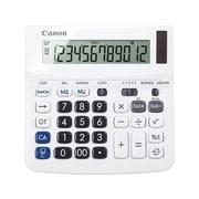Canon TX-220TSII 0633C001AA 12-Digit Desktop Calculator, White