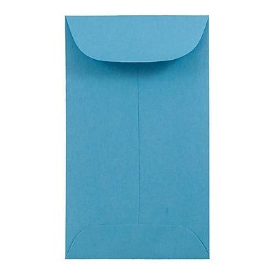JAM Paper® #3 Coin Envelope, 2 1/2