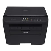 Brother HL-L2380DW USB, Wireless, Network Ready Black & White Laser Print-Scan-Copy Printer, Refurbished