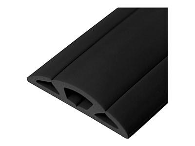 UT Wire Concealer & Cover, 5'L, Black (UTW-CP501-BK)