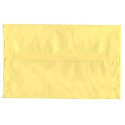 JAM Paper® A8 Invitation Envelopes, 5 1/2