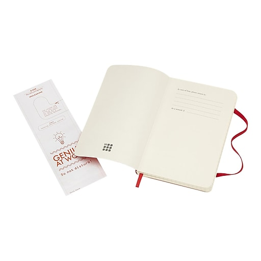 Moleskine Classic Notebook, Large, 5