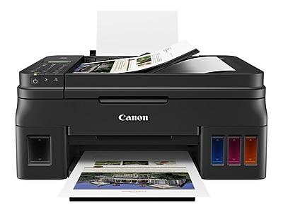 Canon PIXMA G4200 1515C002 Wireless Color Inkjet All-In-One MegaTank Printer