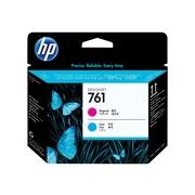 HP 761 DesignJet CH646A Printhead, Magenta/Cyan