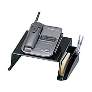 Diversity Products Solutions by Staples Telephone Stand Stacking Support, Black Plastic (DPS03577)