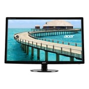 "Acer S1 S241HL bmid 24"" LED Monitor, Black"