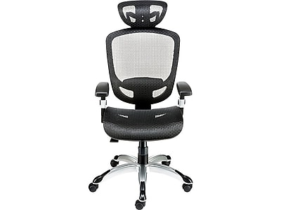 staples hyken technical mesh task chair black staples rh staples com