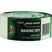 "Duck Masking Tape, 1.88"" x 60 yds., Beige (394700)"