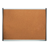 Staples Durable Cork Bulletin Board 28215-US/79373