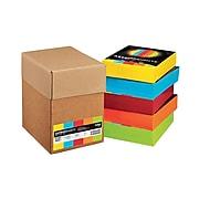"Astrobrights Multipurpose Paper, 24 lbs., 8.5"" x 11"", Assorted, 2500/Carton (22999)"
