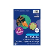 """SunWorks 9""""W x 12""""L Construction Paper, Holiday Green, 50/Pack (8003)"""