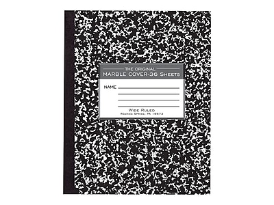Roaring Spring Composition Notebook, 7
