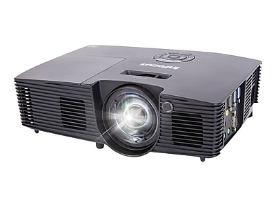 InFocus Business IN114XA DLP Projector, Black