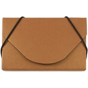 JAM Paper® Business Card Case, Matte Copper, Sold Individually