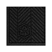 "M + A Matting WaterHog Anti-Static Mat, 72"" x 48"", Black Smoke (2295700046070)"
