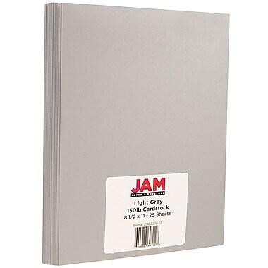 JAM Paper® Matte Cardstock, 8.5