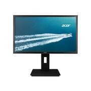 "Acer B6 B246HYL Bymdpr 23.8"" LED Monitor, Dark Gray"