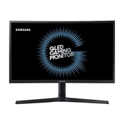 "Samsung C24FG73FQN 23.5"" LED Monitor, Dark Blue Black"