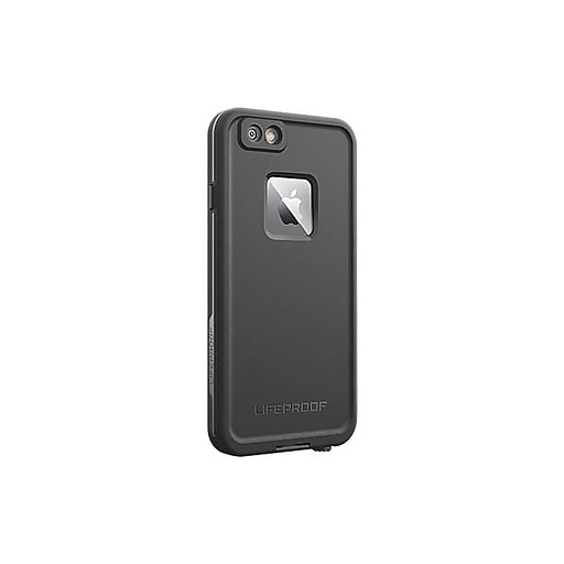 outlet store f2202 b7da1 LifeProof Fre Black Case for iPhone 6/6S (77-52563)