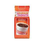 Dunkin' Donuts Hazelnut Ground Coffee, Medium Roast (00049)