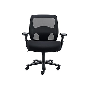 Staples Driscott Mesh Back Fabric Managers Big & Tall Chair (28354)