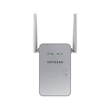 NETGEAR AC1200 Dual Band Gigabit WiFi Range Extender (EX6150)