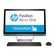 HP Pavilion 24-b010 V8P37AA#ABA All-in-One Desktop Computer, AMD A9