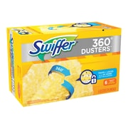 Swiffer Dusters 360 Cloth Refills, Multicolor 6/Pack (16944)