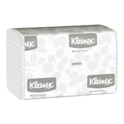 Kleenex Multifold Paper Towels, 1-Ply, 150 Sheets/Pack, 16 Packs/Carton (01890)