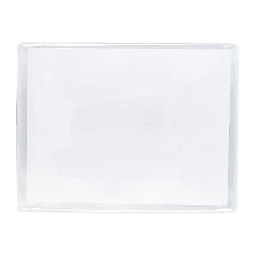 IDville ID Badge Holders, Clear, 25/Pack (41204)