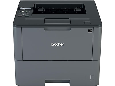 Brother USB, Wireless, Network Ready Black & White Laser Printer (HL-L6200DW)
