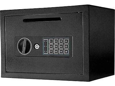 Barska Steel Depository Safe with Keypad, 0.57 Cu. Ft. (AX11934)