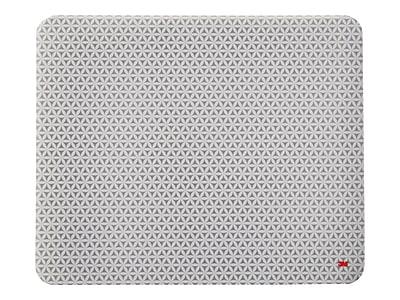 3M Precise Mouse Pad, Gray (MP200PS)